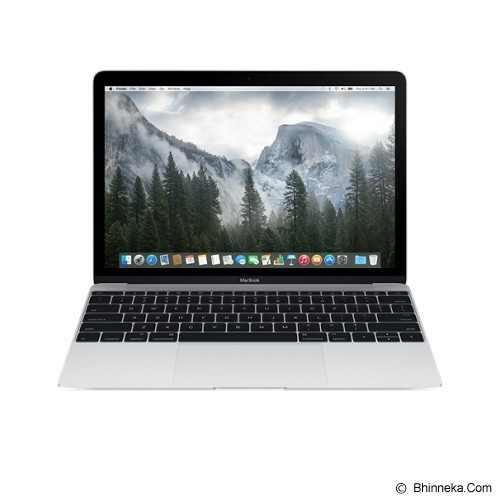 APPLE MacBook [MF855ID/A] Office - Silver - Notebook / Laptop Consumer Intel Dual Core