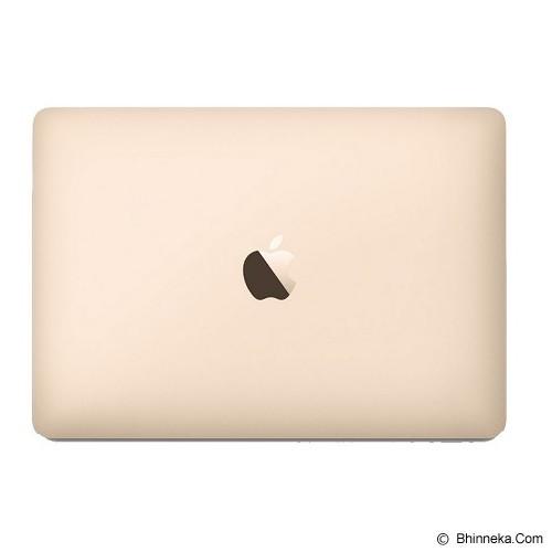 APPLE MacBook [MK4N2ID/A] - Gold (Merchant) - Notebook / Laptop Consumer Intel Dual Core