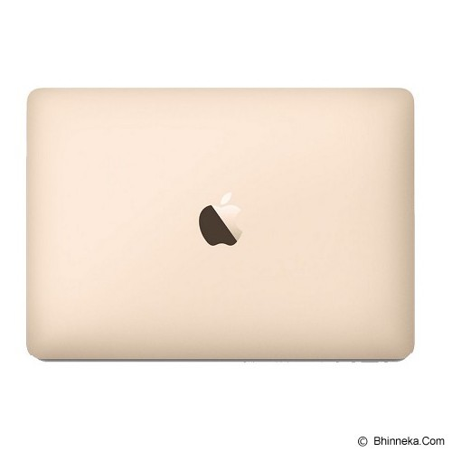 APPLE MacBook [MK4N2ID/A] Office - Gold - Notebook / Laptop Consumer Intel Dual Core