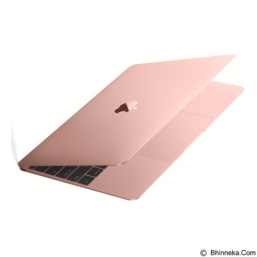 APPLE MacBook [MMGL2ID/A] - Rose Gold - Notebook / Laptop Consumer Intel Dual Core