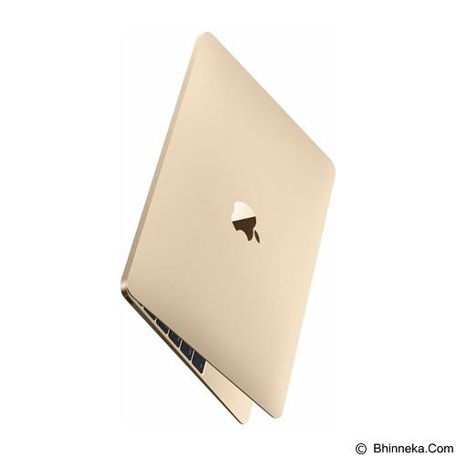 APPLE MacBook [MNYK2] - Gold (Merchant) - Notebook / Laptop Consumer Intel Core M