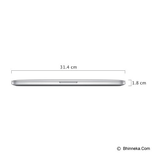 APPLE MacBook Pro with Retina Display [MF841] (Merchant) - Notebook / Laptop Consumer Intel Core I5
