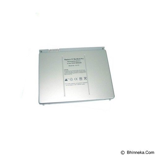APPLE Notebook Battery for MacBook A1175 (Merchant) - Notebook Option Battery