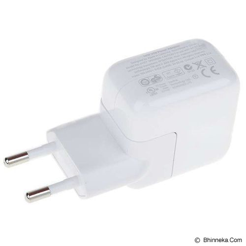 APPLE Kepala Charger iPad 10W - Charger Handphone