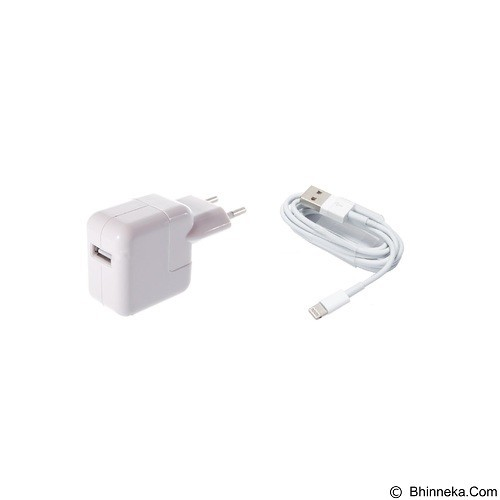APPLE Travel Charger iPad Mini - White - Charger Tablet