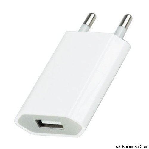 APPLE Wall Charger iPhone/iPod/iPad (Merchant) - Charger Handphone