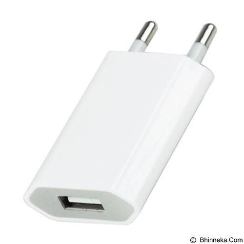 APPLE Wall Charger iPhone/iPod/iPad (Merchant) - Charger Handphone