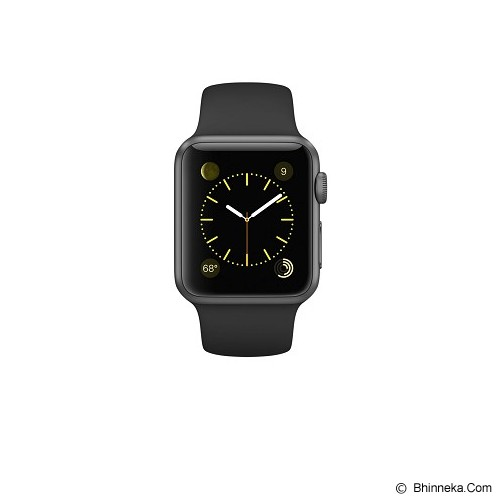 APPLE Watch 38mm Alumunium Case Space Grey Sport Band - Smart Watches
