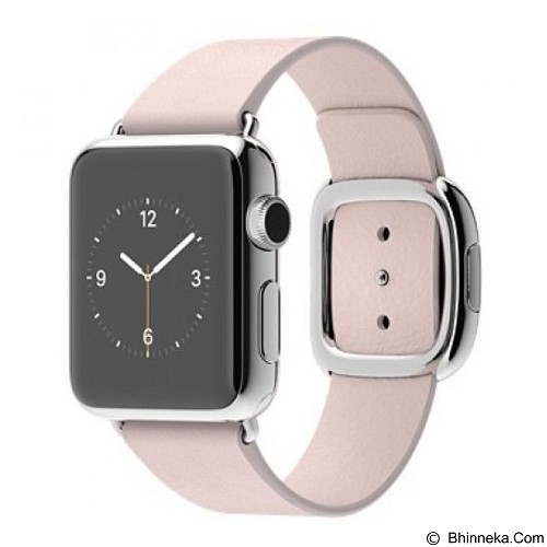 APPLE Watch 38mm Stainless Steel Modern Buckle [MJ372ID/A] - Pink - Smart Watches