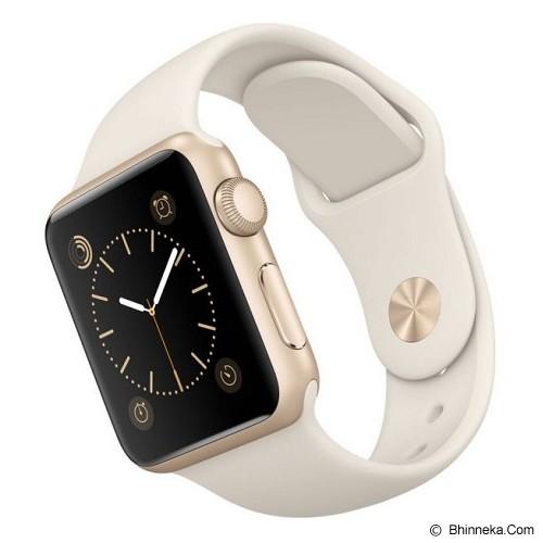 APPLE Watch Alumunium Sport 38mm - Gold/White - Smart Watches