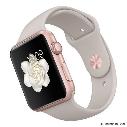 APPLE Watch Alumunium Sport 42mm - Rose Gold/Stone - Smart Watches
