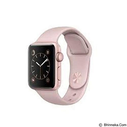 APPLE Watch Series 1 38mm Aluminium Sport - Rose Gold/Pink Strap (Merchant) - Smart Watches