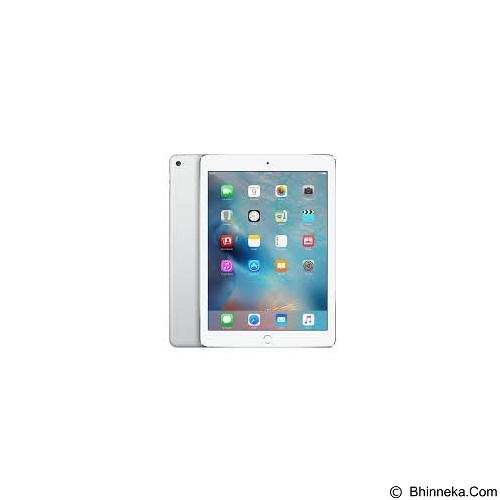 APPLE iPad 2017 Wifi + Cellular 128GB - Silver (Merchant)