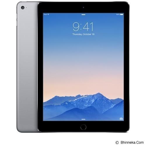APPLE iPad Air 2 Wifi + Cell 128GB - Grey (Merchant) - Tablet Ios