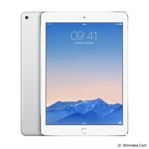APPLE iPad Air 2 Wifi + Cell 64GB - Silver (Merchant) - Tablet Ios