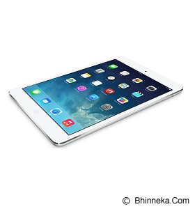 APPLE iPad Mini 128GB With Retina Display (WiFi + Cellular) - Silver - Tablet Ios