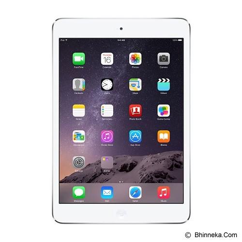 APPLE iPad mini 2 128GB Wifi + Cell (Garansi by Merchant) - Silver - Tablet Ios