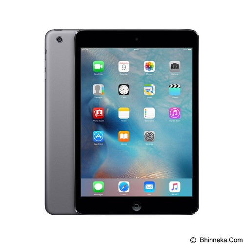 APPLE iPad Mini 2 16GB Wifi - Grey (Merchant) - Tablet Ios