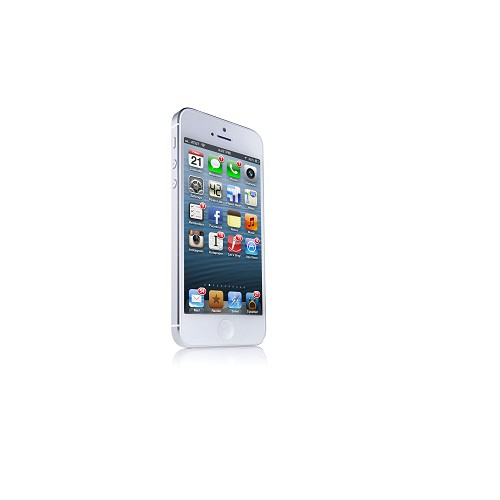 APPLE iPhone 5 16GB - White - Smart Phone Apple iPhone