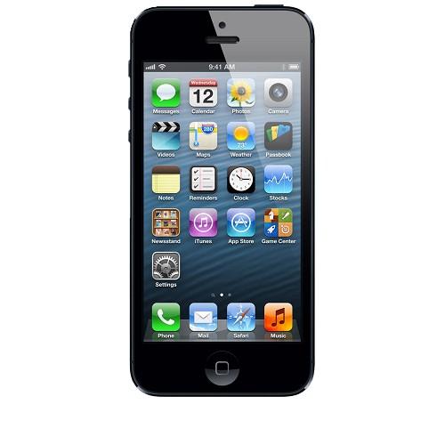 APPLE iPhone 5 64GB - Black - Smart Phone Apple iPhone