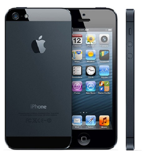 APPLE iPhone 5 64GB - Black - Smart Phone Apple iPhone
