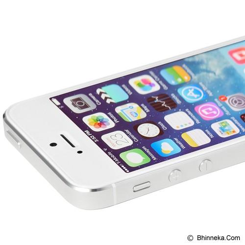 APPLE iPhone 5S 16GB - Silver (Merchant) - Smart Phone Apple Iphone