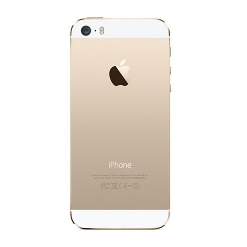 APPLE iPhone 5S 16GB - Gold / White - Smart Phone Apple Iphone