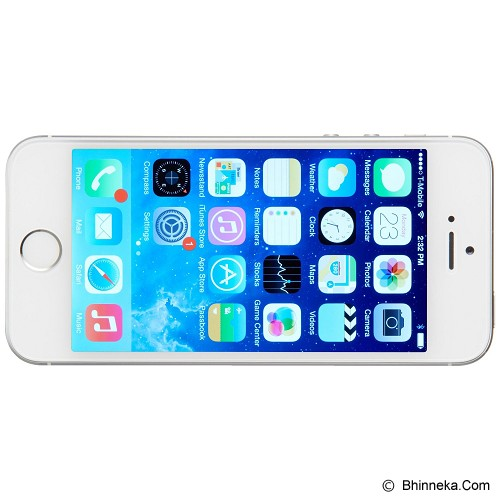APPLE iPhone 5S 32GB - Silver (Merchant) - Smart Phone Apple Iphone