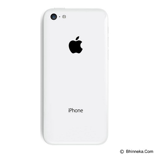APPLE iPhone 5c 32GB - White (Merchant) - Smart Phone Apple Iphone