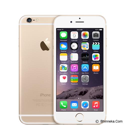 APPLE iPhone 6 128Gb - Gold - Smart Phone Apple Iphone