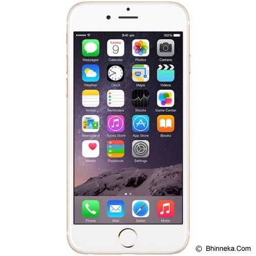 APPLE iPhone 6 16GB - Gold (Merchant) - Smart Phone Apple Iphone
