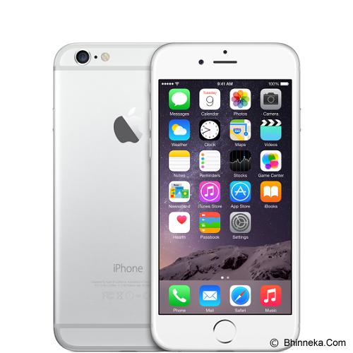 APPLE iPhone 6 64GB - Silver - Smart Phone Apple Iphone