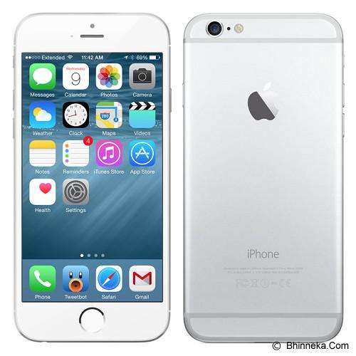 APPLE iPhone 6 Plus 16GB - Silver - Smart Phone Apple Iphone