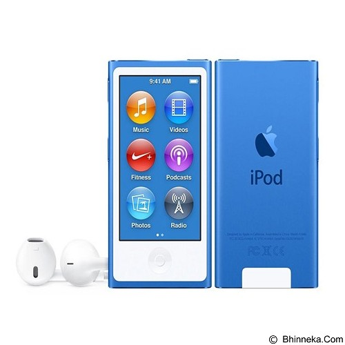 APPLE IPod Nano 7 16GB - Blue (Merchant)