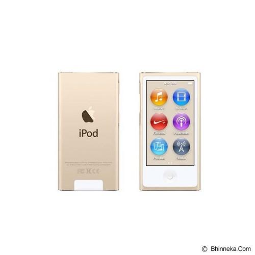 APPLE iPod Nano Gen 8th 16GB - Glod - Mp3 Players