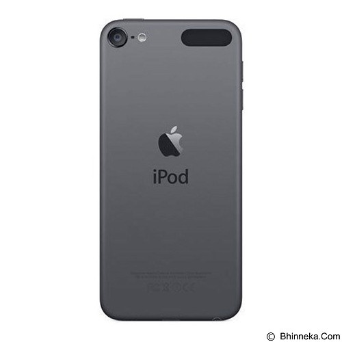 APPLE iPod touch 16GB 6th Gen - Space Gray (Merchant) - Mp3 Players