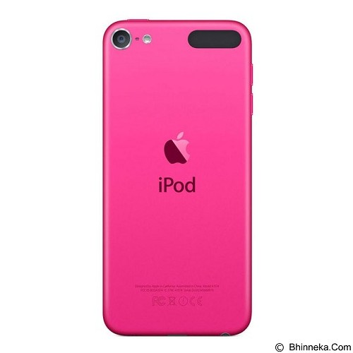 APPLE iPod Touch 32GB 6th Gen - Pink (Merchant) - Mp3 Players
