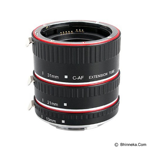 APUTURE AF Macro Extension Tube Set Canon - Camera Extension Tube and Reversing Ring