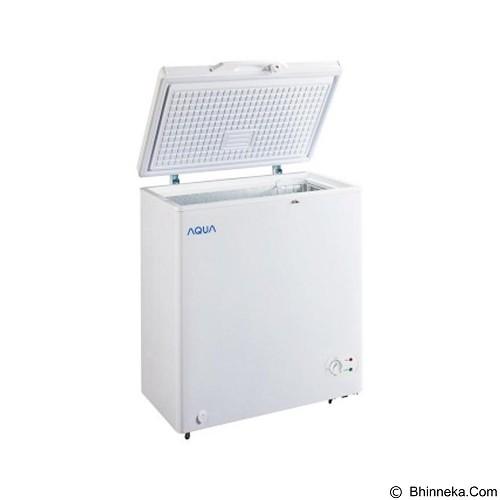Aqua Chest Freezer Top Open AqfMerchant