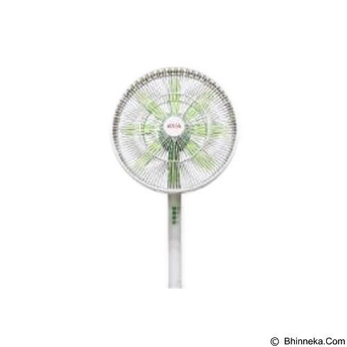 ARISA Kipas Angin 4 in 1 [FA-1601] - Light Grey Green - Kipas Angin Lantai