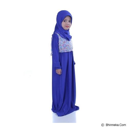 ARKEY Blue Athaya Dress - Blue - Dress Bepergian/Pesta Bayi dan Anak