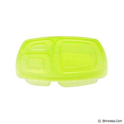 ARNISS HOUSEWARE Bento Bako Kotak Makan [BB-0111] - Lunch Box / Kotak Makan / Rantang