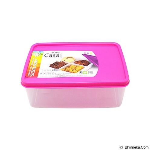 ARNISS HOUSEWARE New Casa Kotak Makan [SW-0375] - Lunch Box / Kotak Makan / Rantang