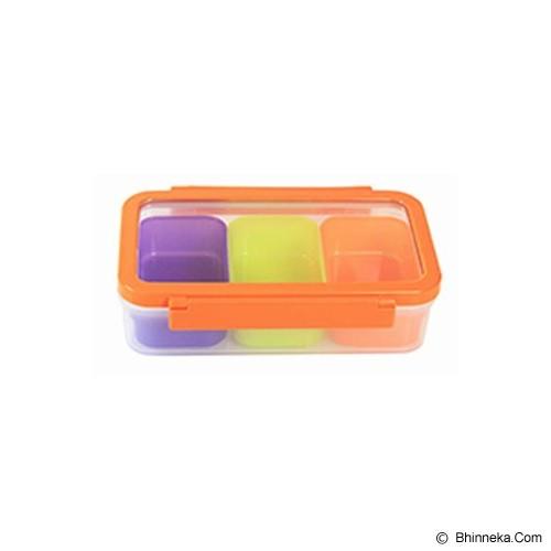 ARNISS HOUSEWARE New Rainbow Wadah Makanan [DX-3052] - Wadah Makanan