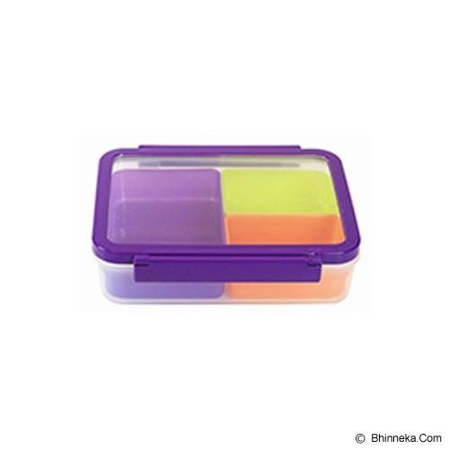 ARNISS HOUSEWARE New Rainbow Wadah Makanan [DX-3065] - Wadah Makanan