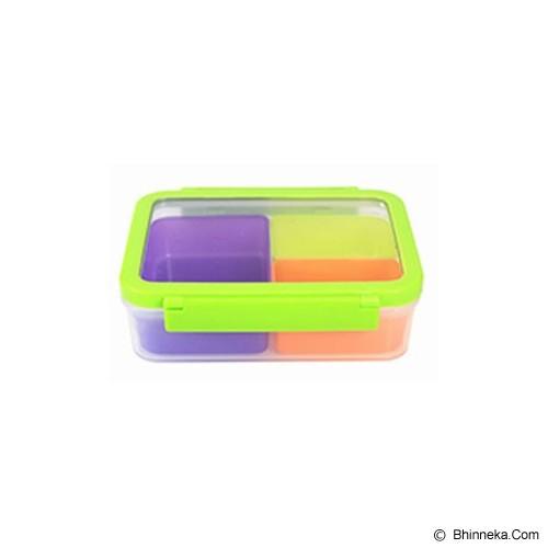 ARNISS HOUSEWARE New Rainbow Wadah Makanan [DX-3081] - Wadah Makanan