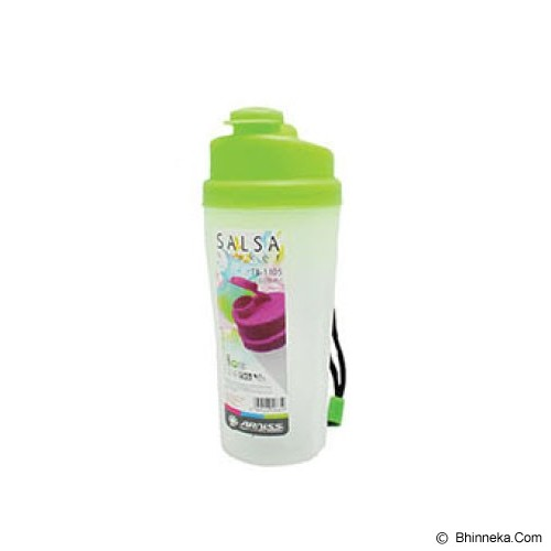 ARNISS HOUSEWARE Salsa Shaker Botol Minum [TB-1105] - Botol Minum