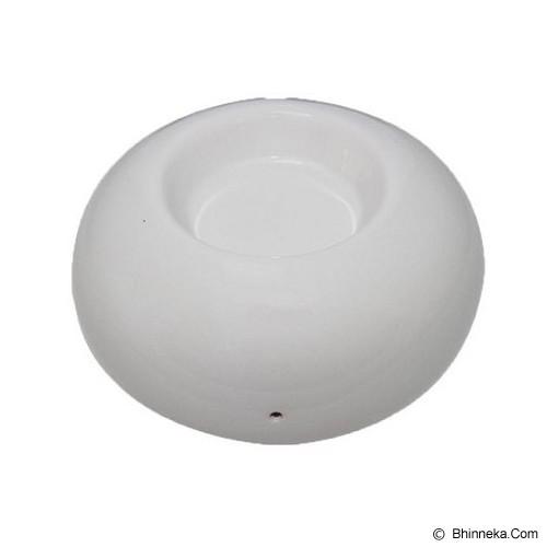 AROMATALKS Electric Ceramic Burner [X-09] - White - Aromatherapy / Lilin Terapi