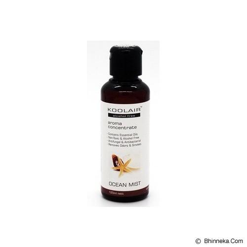 AROMATALKS KoolAir Aroma Solution 120ml [KA-201] - Ocean Mist - Aromatherapy / Lilin Terapi