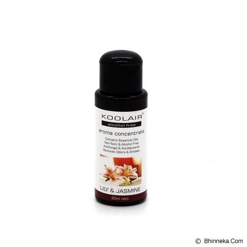 AROMATALKS KoolAir Aroma Solution 30ml [KA-203] - Lily Jasmine - Aromatherapy / Lilin Terapi